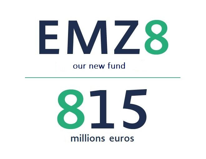 EMZ Partners raises €815m for its new EMZ 8 fund